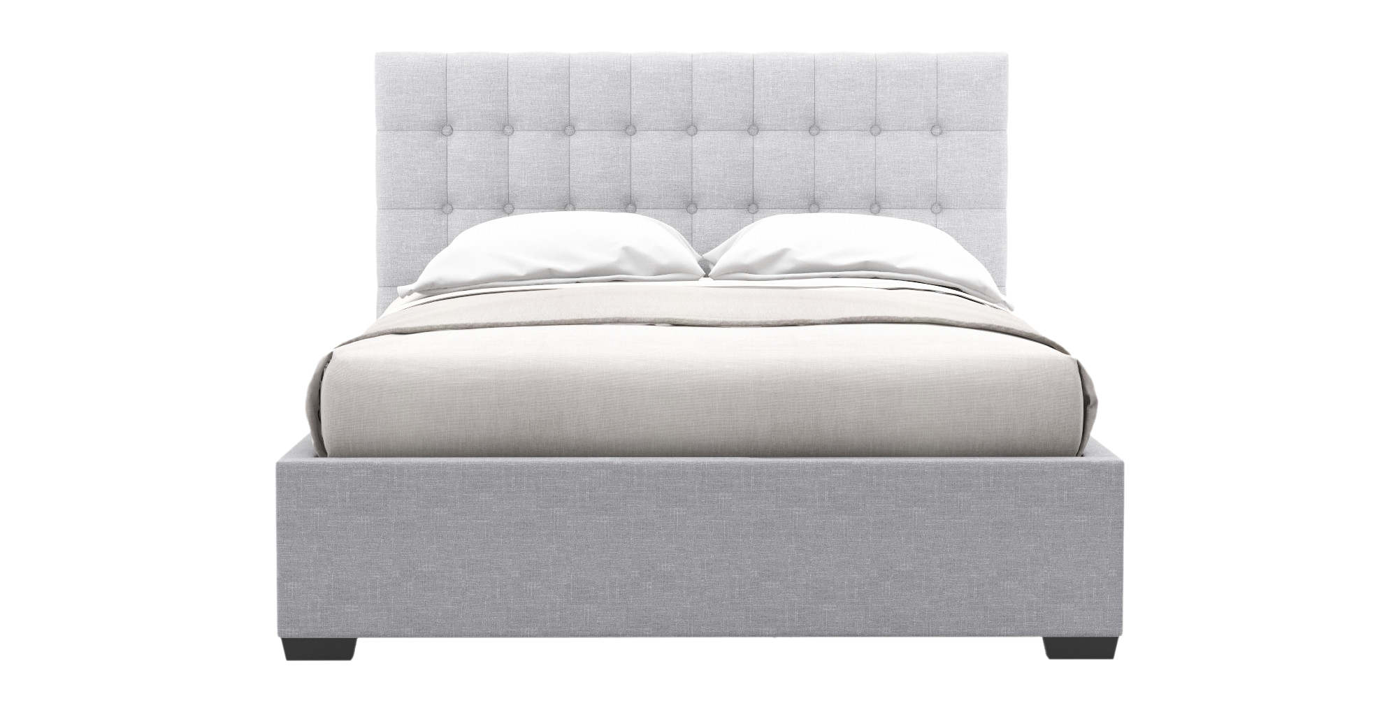 buy leia gas lift queen size bed frame online australia #19105