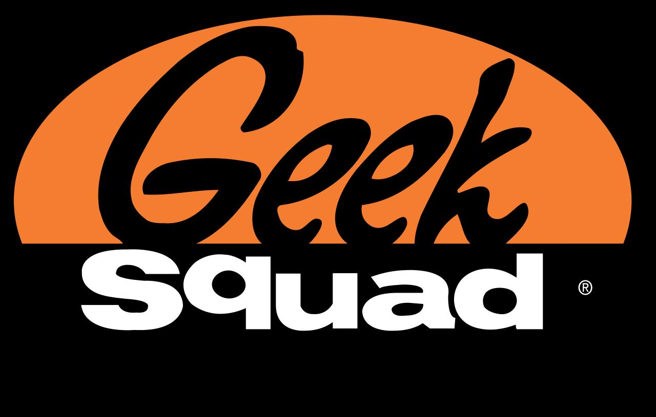 geek squad png logo
