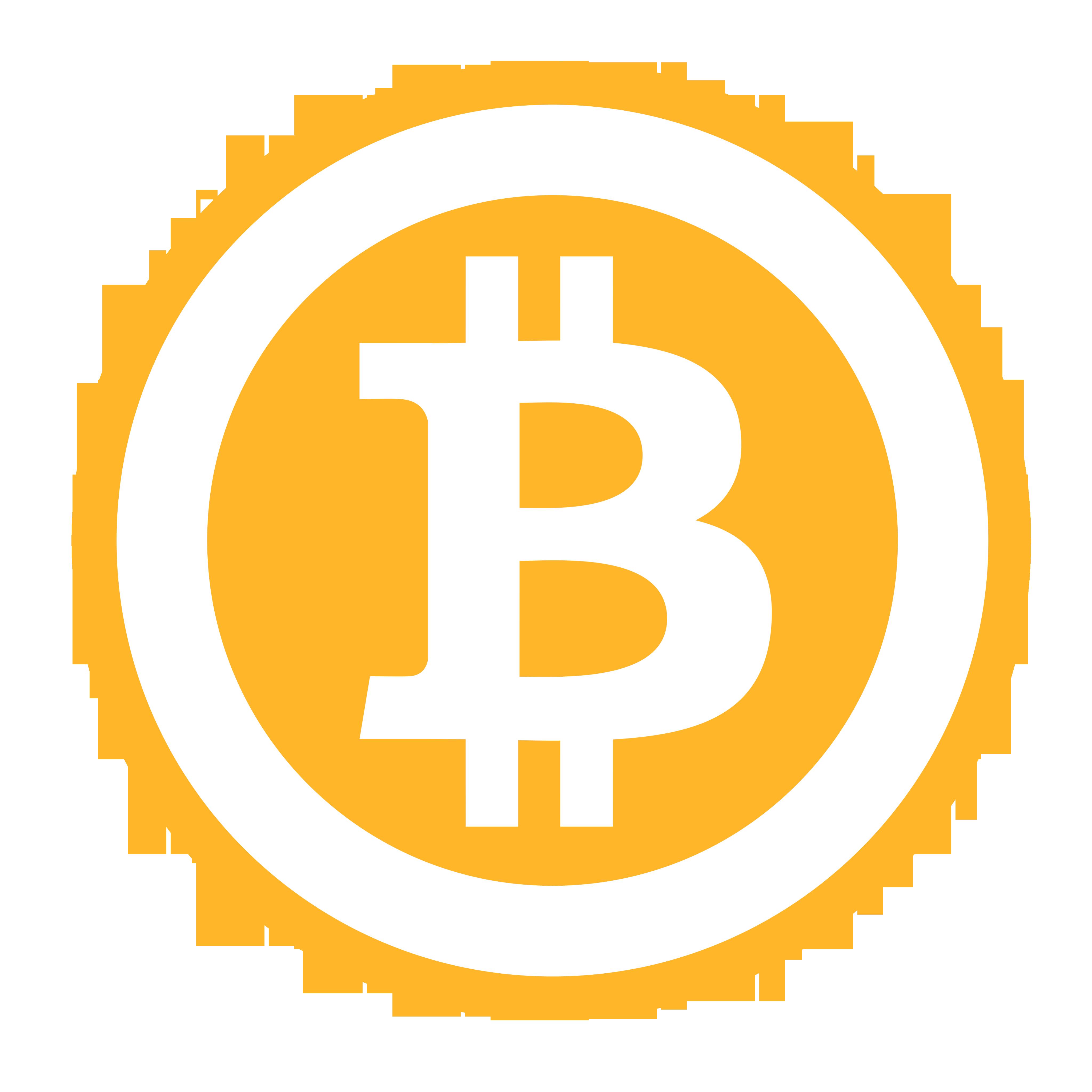 bitcoin logotipas png