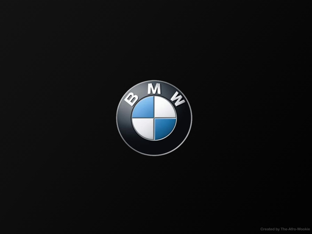 black bmw logo #676