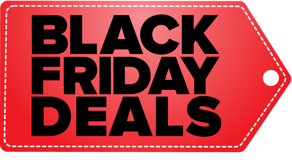 black friday deals logo png 6865