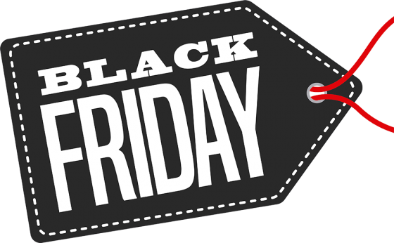 black friday sticker png #6852