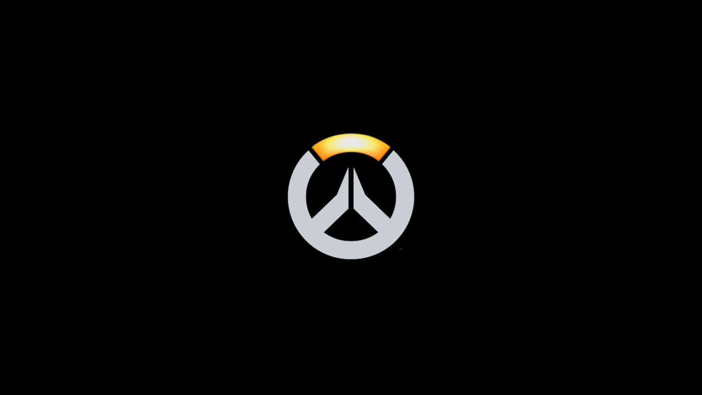 Black Overwatch logo #1610