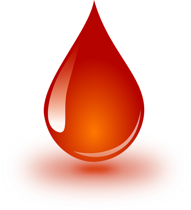 blood drop blood donation drop vector graphic pixabay #37698