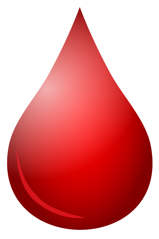 blood drop file red drop svg wikimedia commons #37706