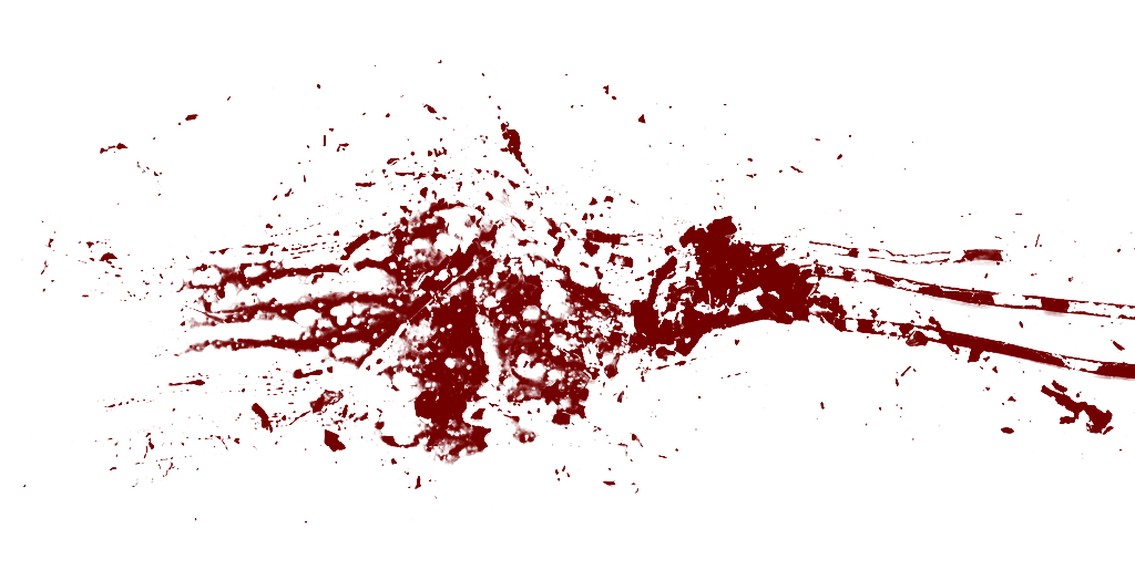 blood splashes free png images #8343