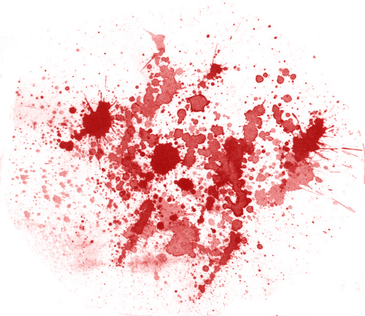 blood splatter png free #8348