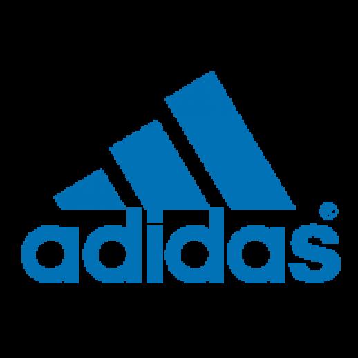 blue adidas logo vector image #2394