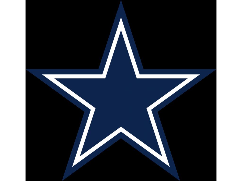 blue star, dallas cowboys logo