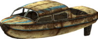 boat, fallout new vegas vehicle images the fallout wiki #18551
