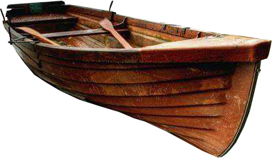wooden rowing boat background image web design graphics #18511