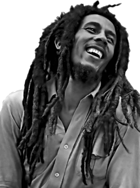 bob marley png images for download crazypngm #36858