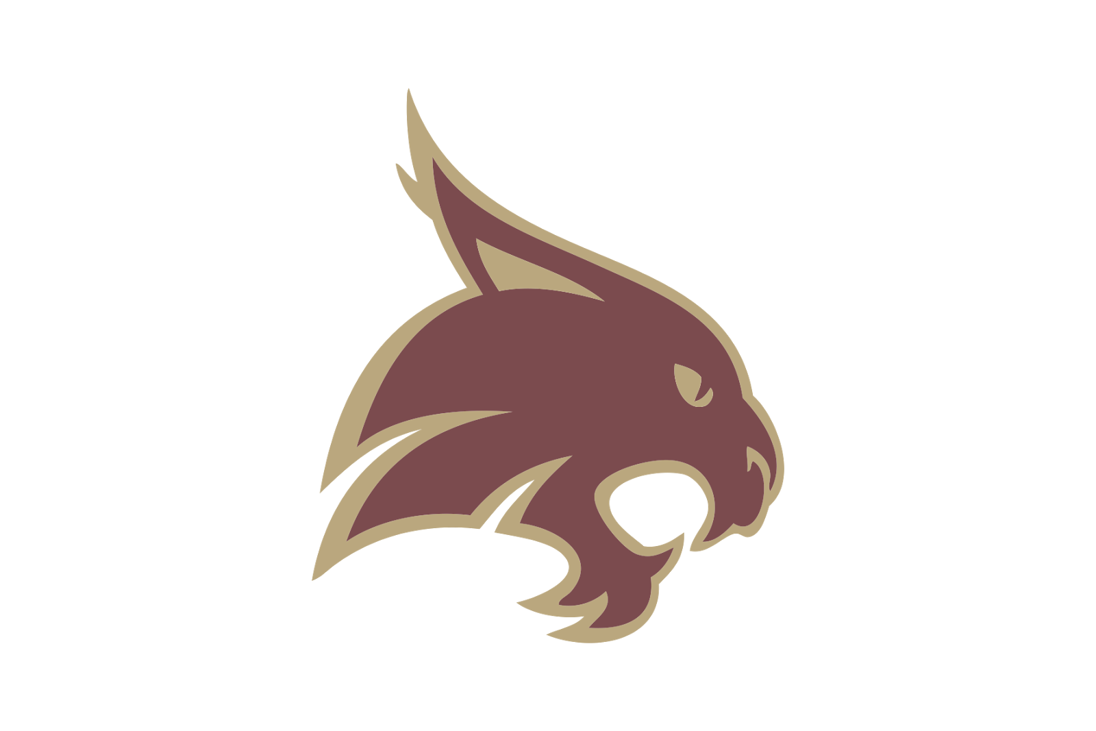 texas state university bobcats logo png #6364
