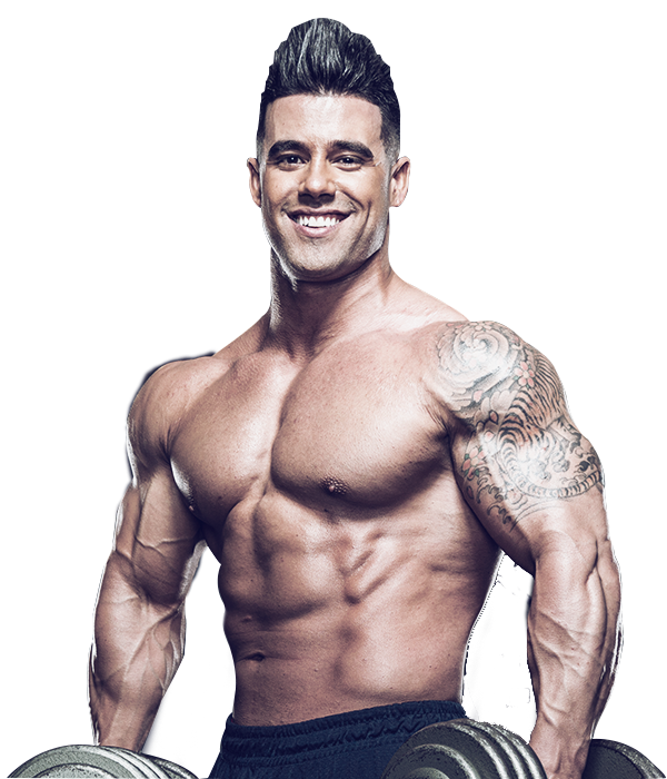 bodybuilder, santi aragon muscletech #29084