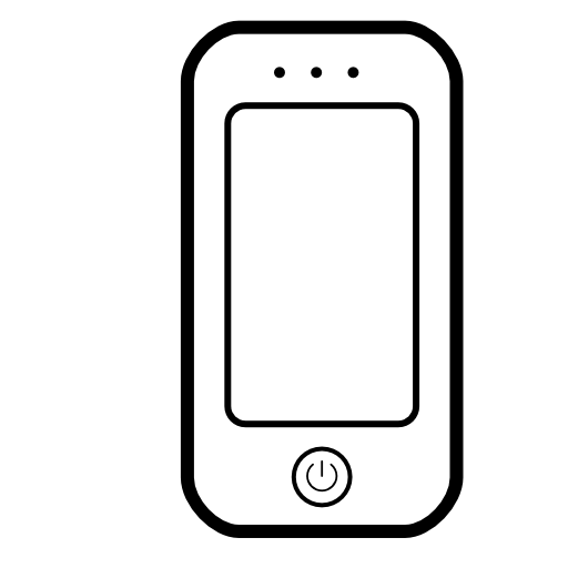 collection of mobile phone icons png logo #5570