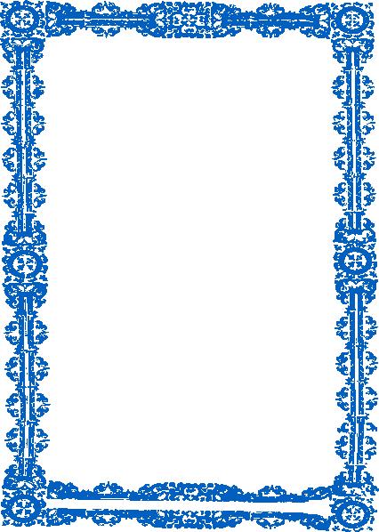 border undangan borders clip art clkerm vector clip art online #34112