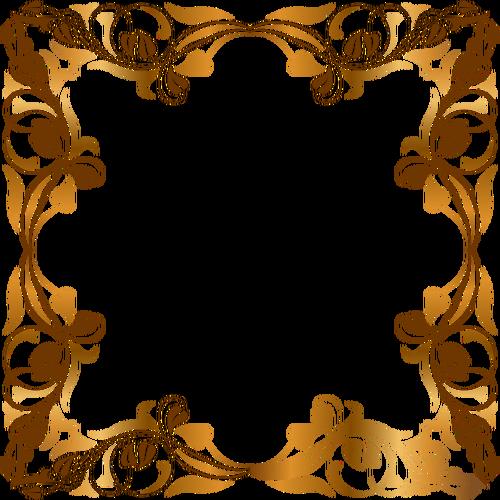border undangan dessin vectoriel cadre floral vecteurs publiques #34134