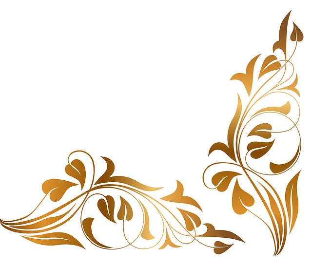 border undangan flora resumo filigrana fico vetorial tis pixabay #34130