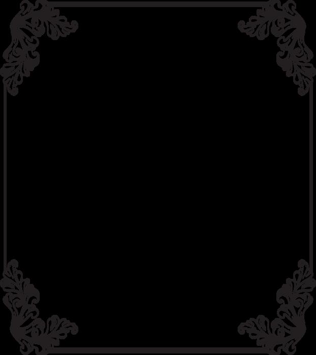 border undangan pin oleh ervloon simple borders line doodles #34119