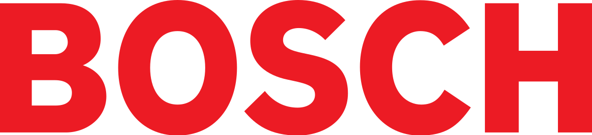 Bosch Type Red Logo #39985