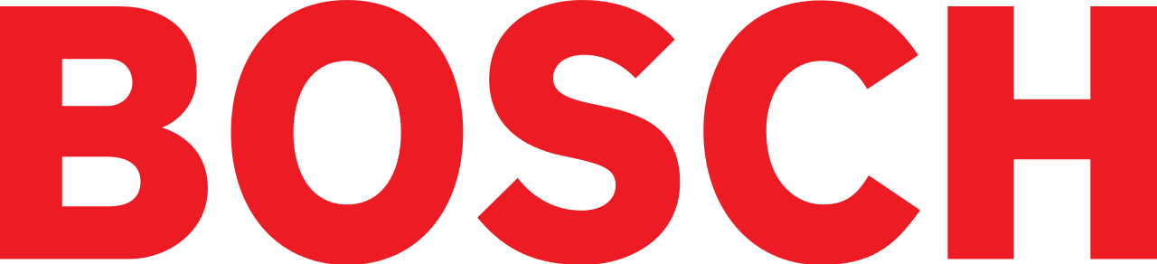 Red The Logo Of The Brand Bosch #39981