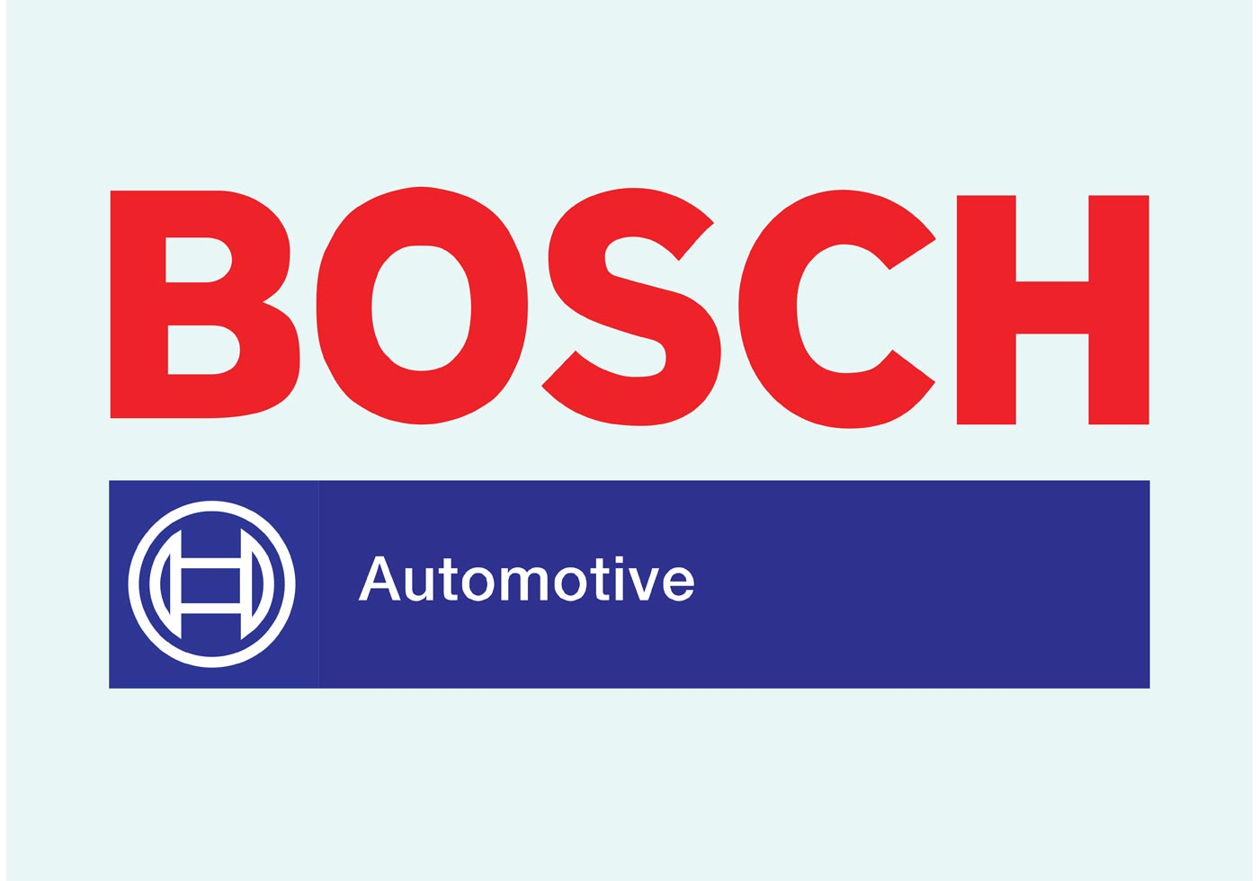 bosch automotive graphic logo #39992
