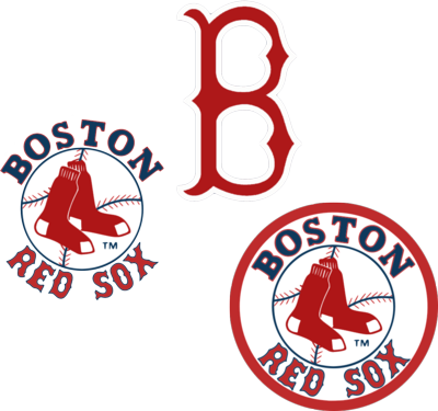 boston red sox logos psd vector graphic vectorhqm #40835