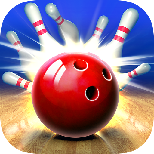 amazonm bowling king appstore android logo emblem #8997