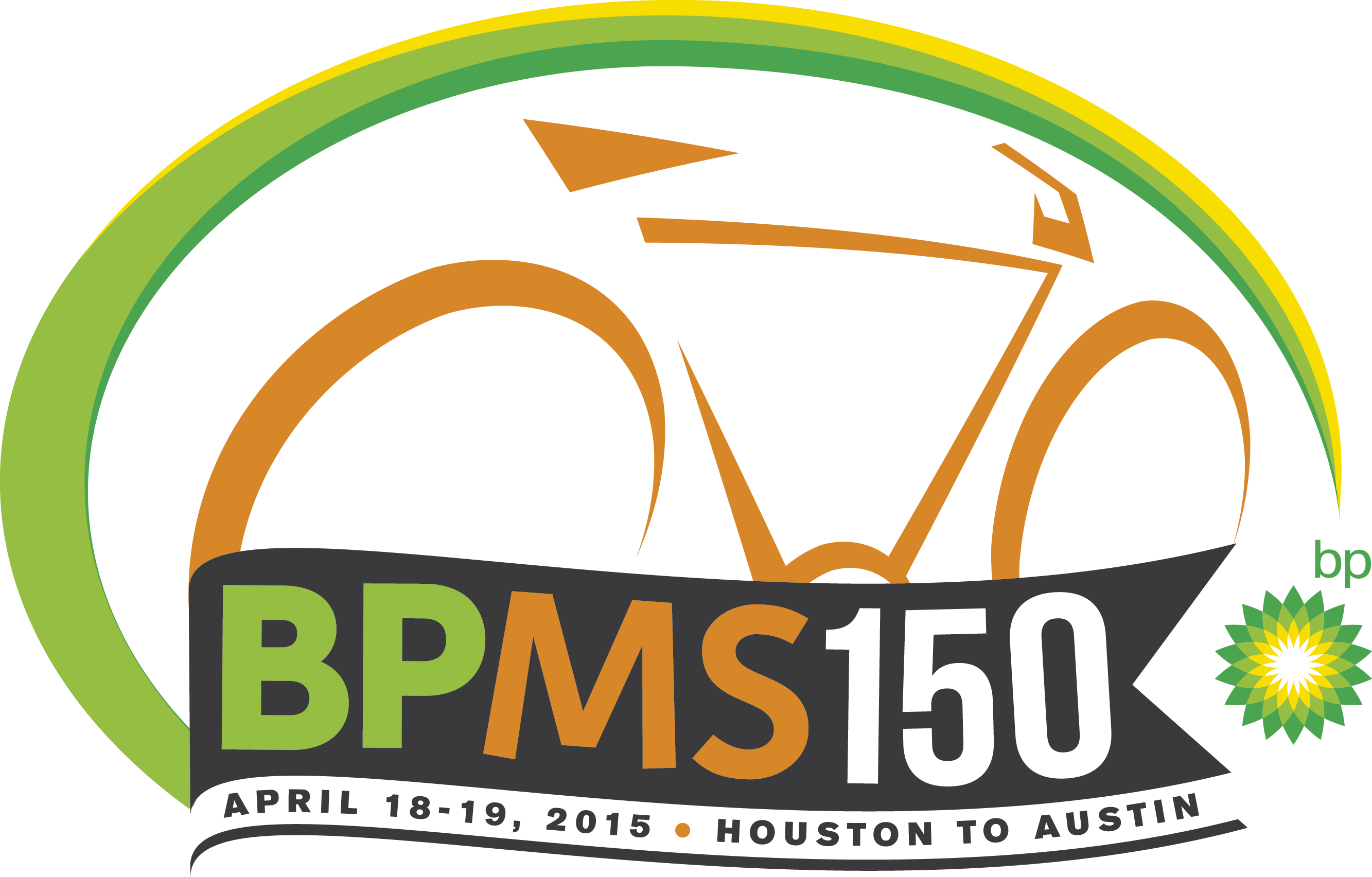 2015 bp ms 150: 2015 logos national ms society #5413