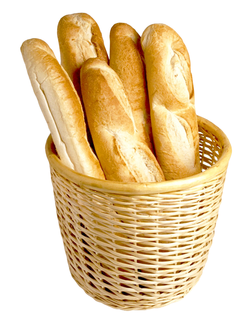 french bread basket png image pngpix #18123