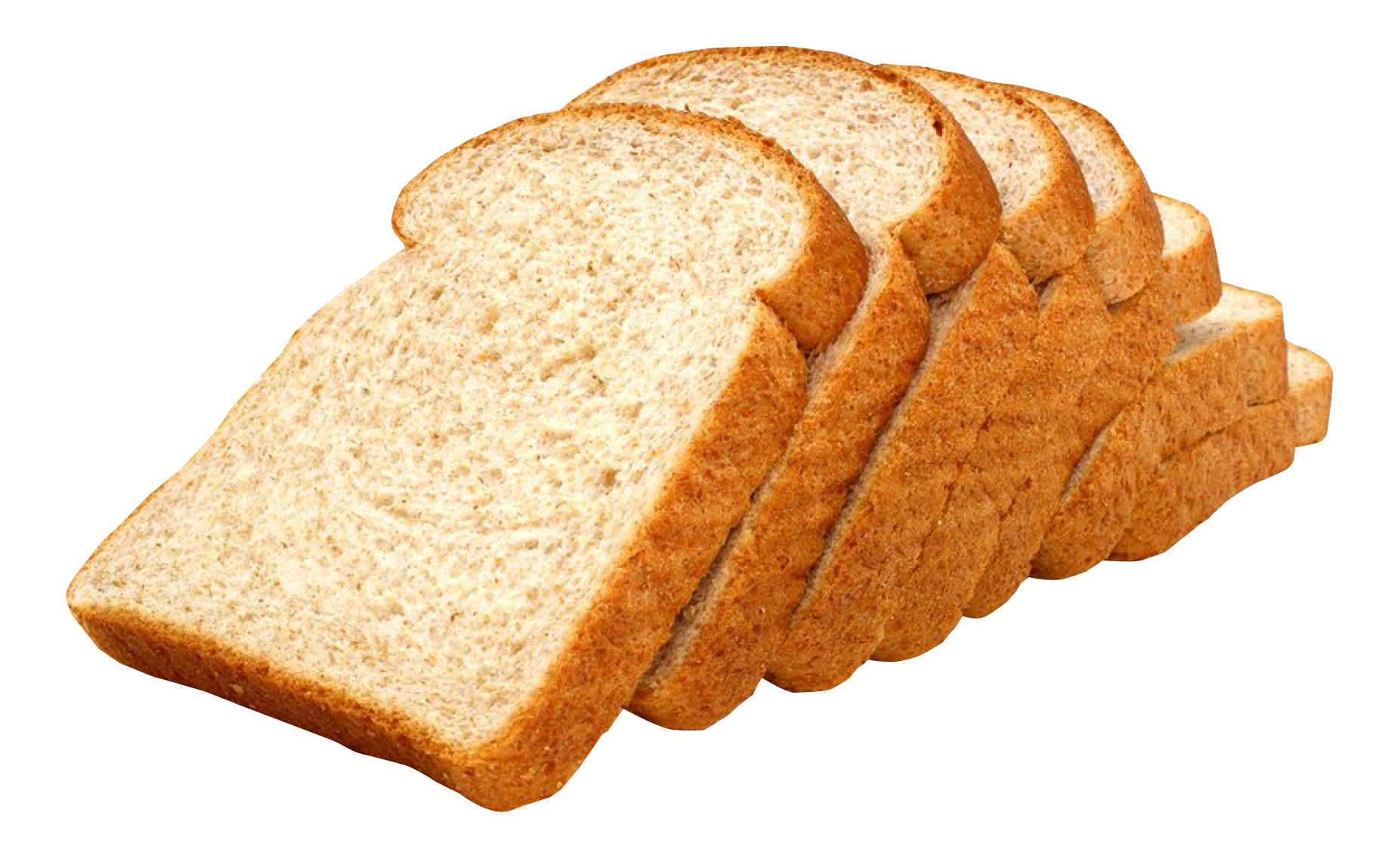 sliced wheat bread png image pngpix #18032