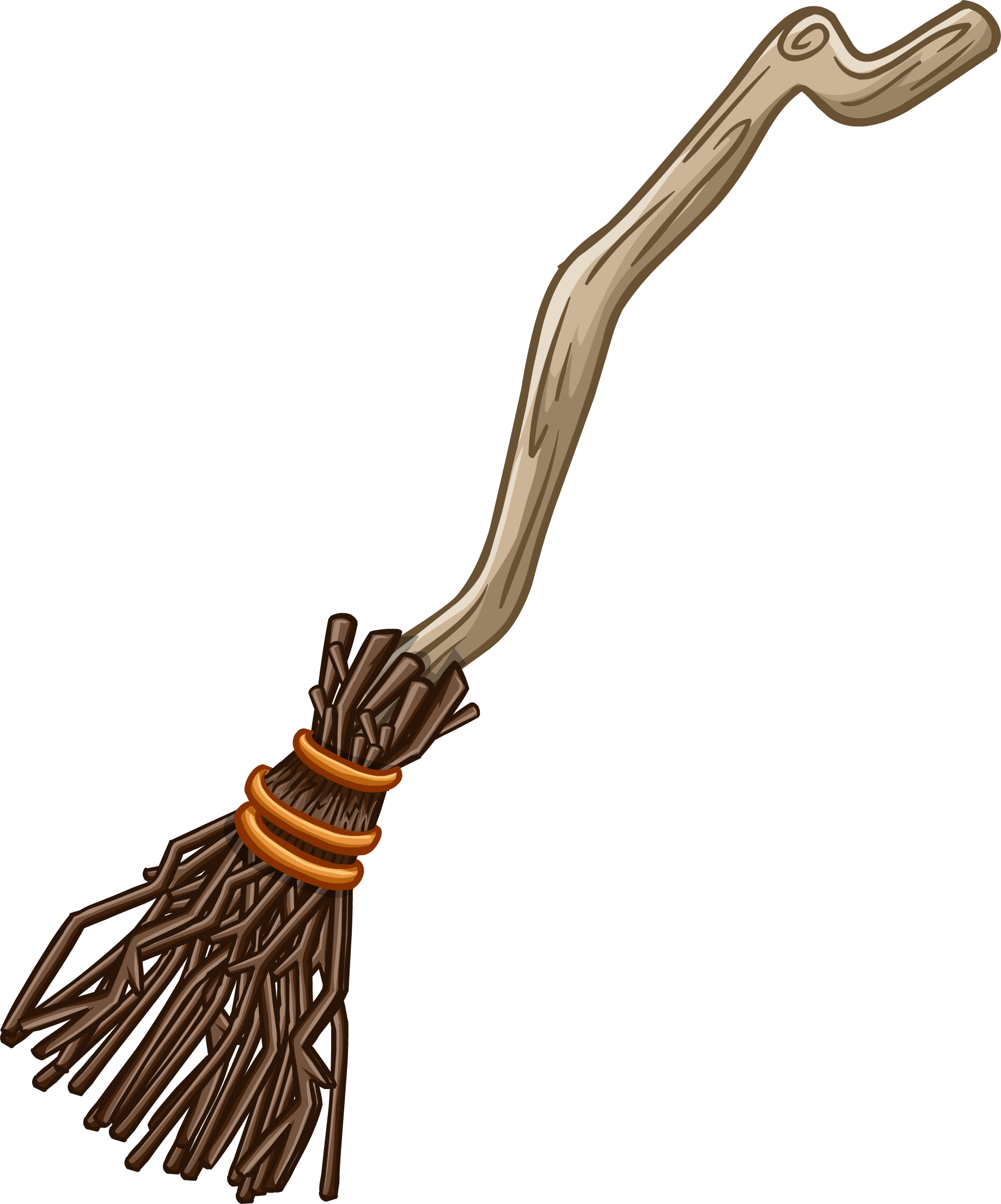 image witches broom icon club penguin wiki the #35240