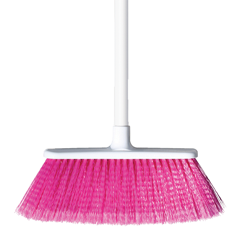 maxisoft plastic broom nexstep commercial products #35203