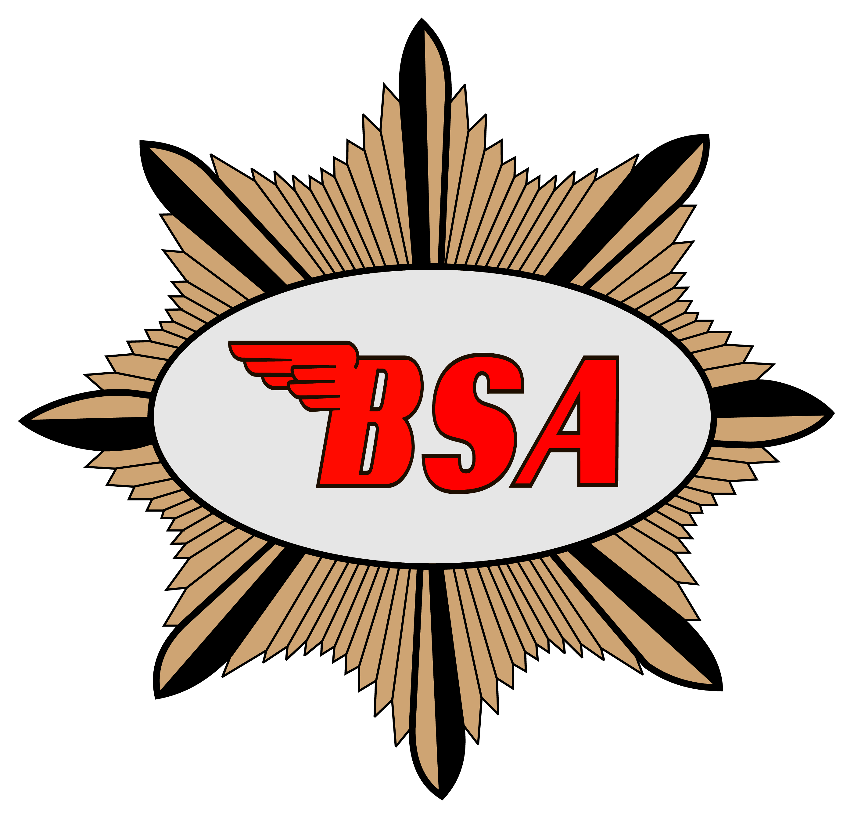 bsa logo motorcycle brands png #3964