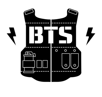 image bts logo logopedia fandom powered wikia #32025