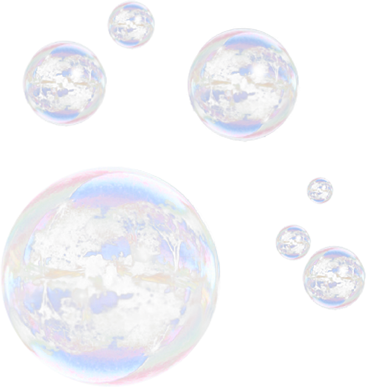bubble bubbles burbujas burbuja sticker transparente #22505