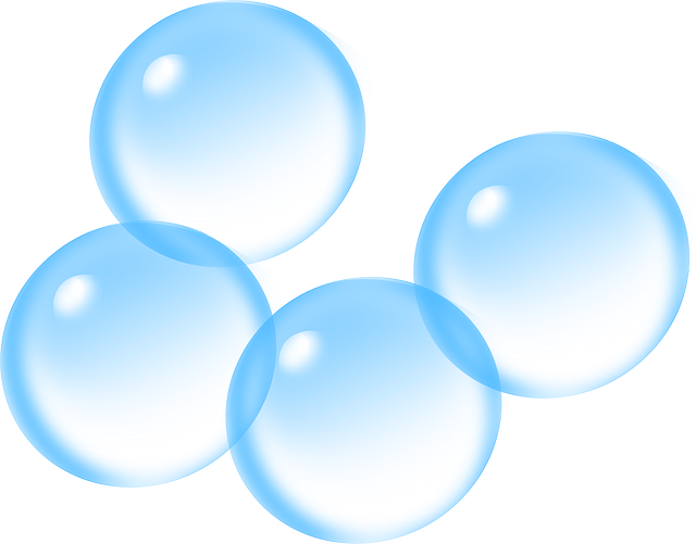 bubbles soap air vector graphic pixabay #22489