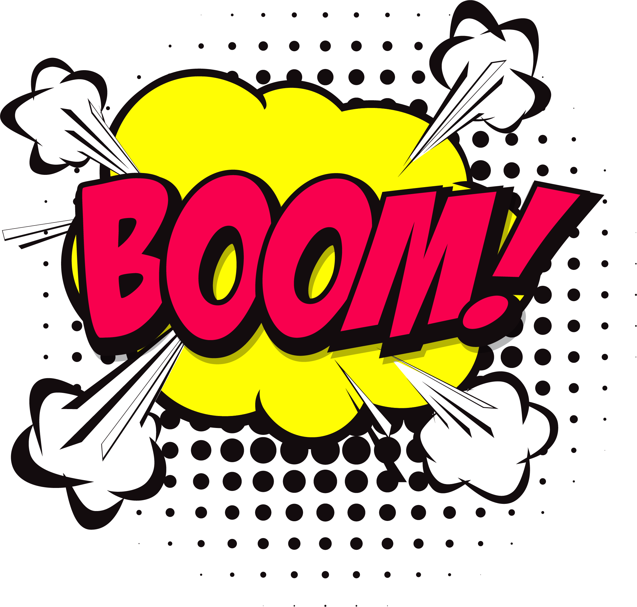 boom speech bubble png clipartlym #30848