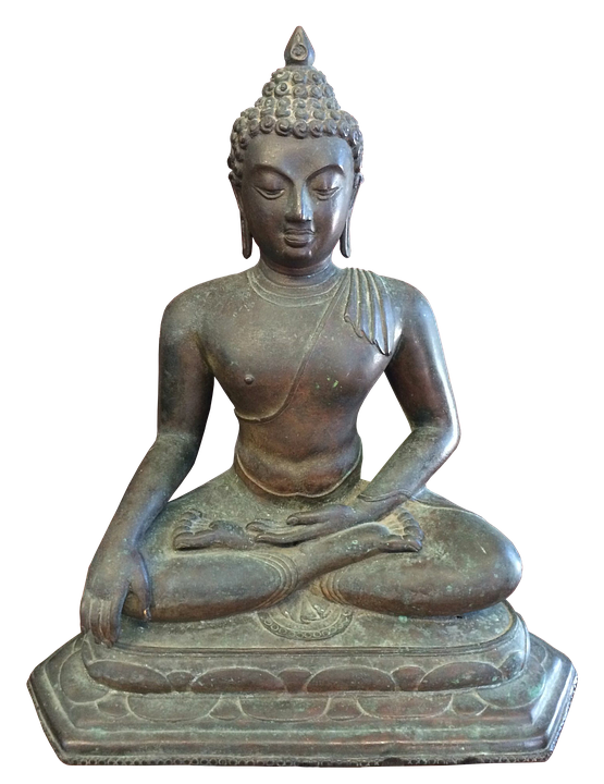 buddha pray figure photo pixabay #21070