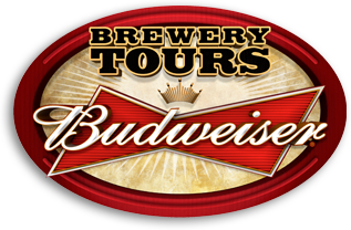 Budweiser Brewery Tours logo png