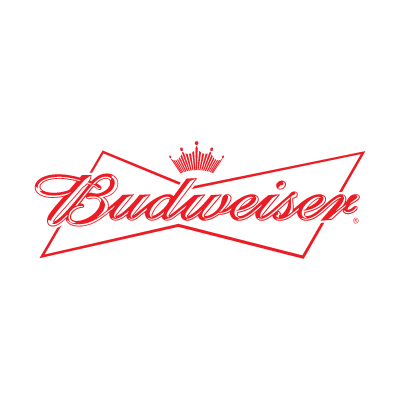 Budweiser crown logo vector