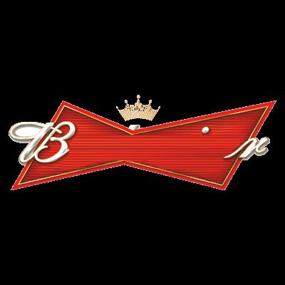 budweiser logo blank png #1505