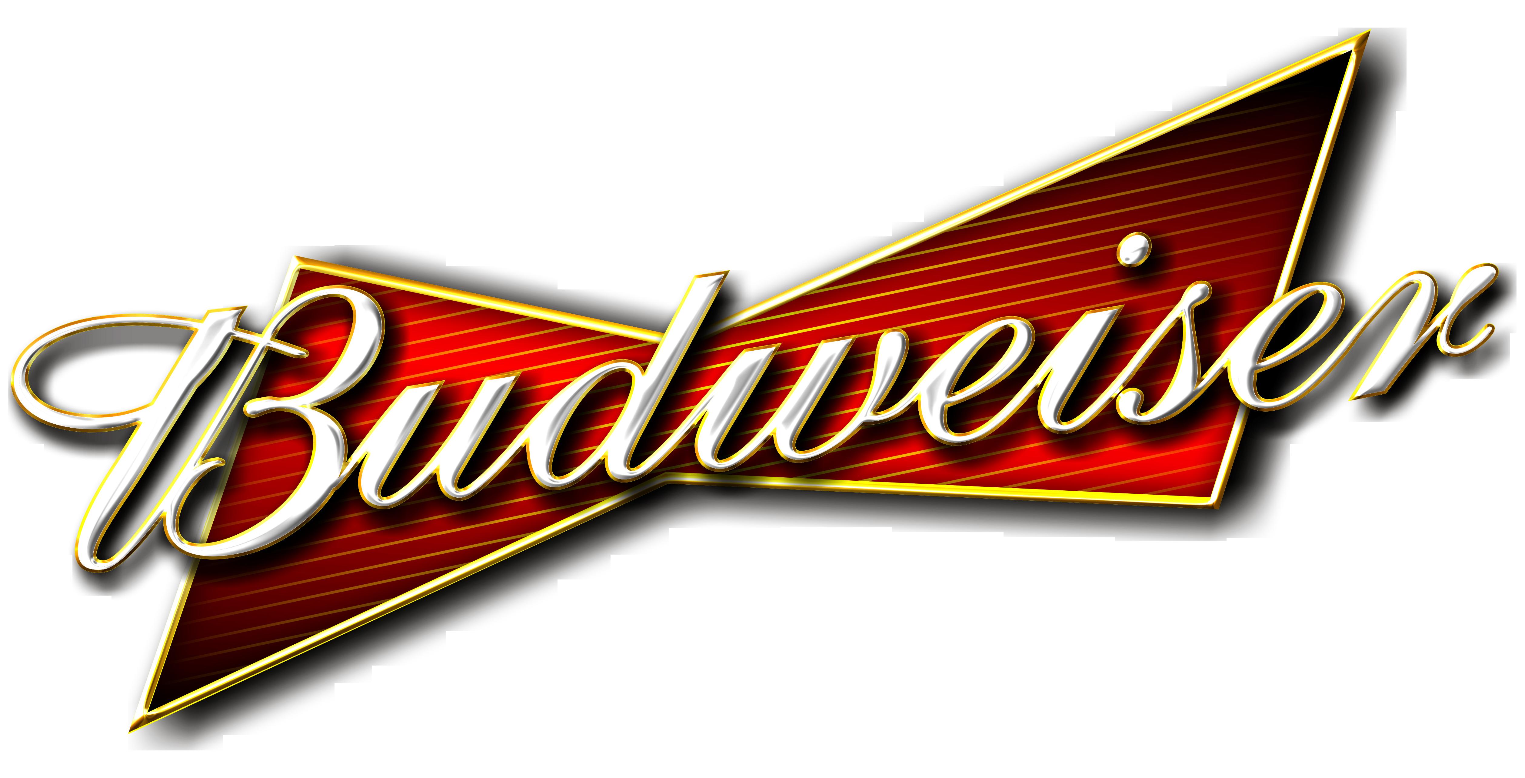 budweiser logo hd png