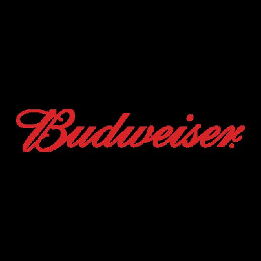 Budweiser logo text png #1501