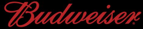 Budweiser text logo