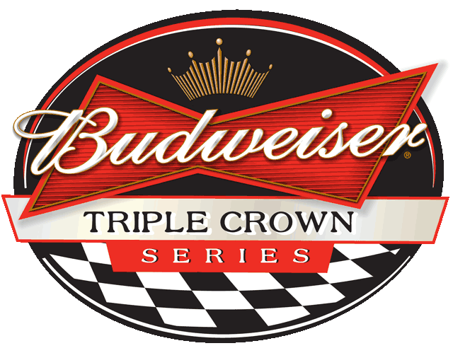 Budweiser Triple Crown Series logo 1519