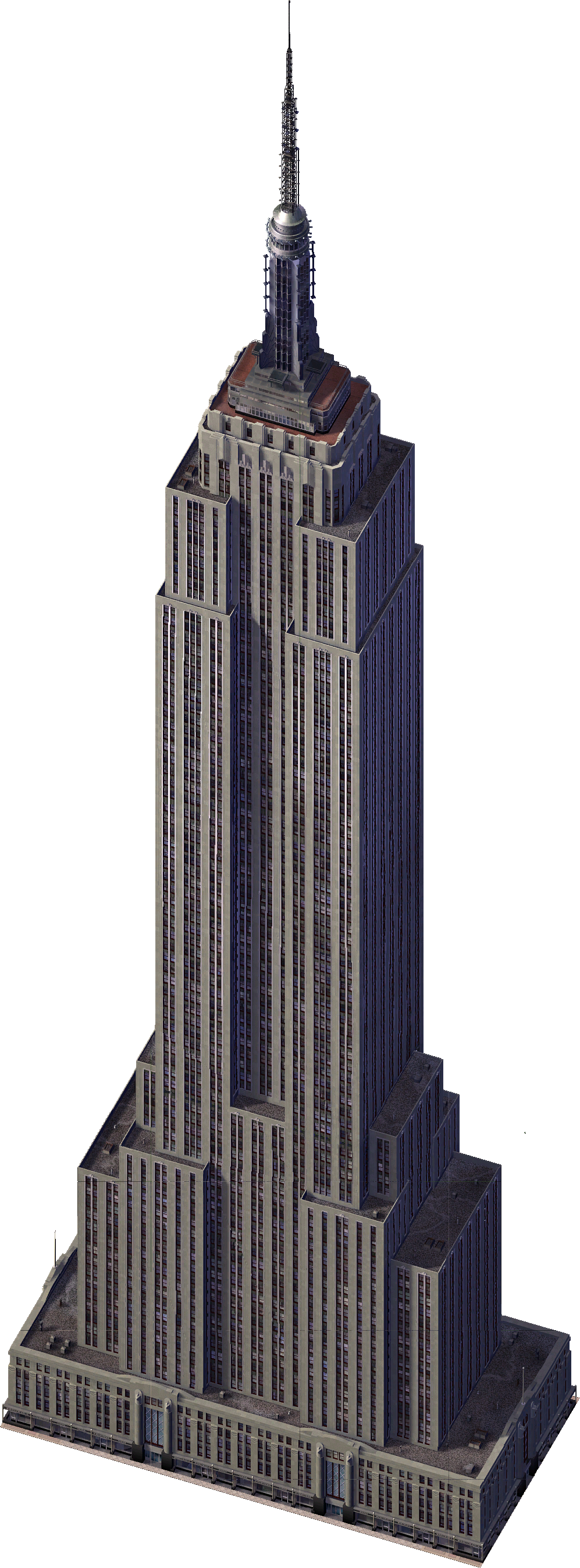 image empire state building simcity encyclopaedia #11551