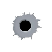 download bullet hole png photo images and clipart #20967