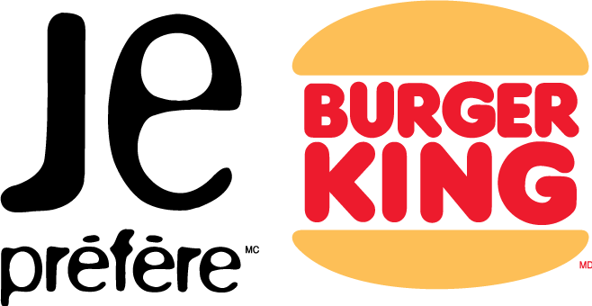je prefere and burger king png logo