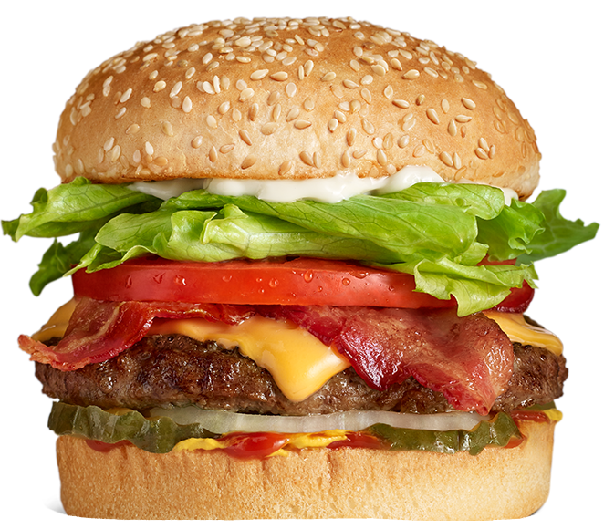 burger png beef raised without hormones steroids guarantee #10932
